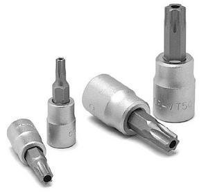 Performance Tool T60 Tamper Resistant Bit (W1369)
