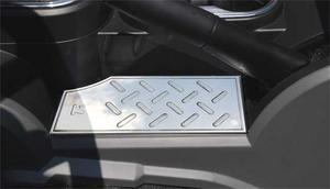 T-Rex Grilles 11481 T1 Series Brake Handle Trim Fits Wrangler Wrangler (JK)