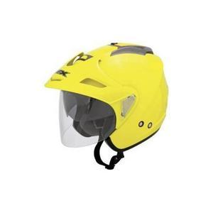 AFX 0132-0557 Helmet Peak with Screws for FX-50 - Hi-Yellow