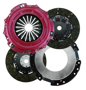 Ram Clutches 50-2355 Concept 10.5 Organic Dual Disc Clutch Assembly