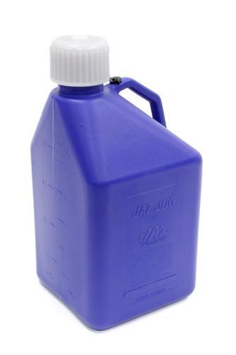 JAZ Blue Plastic 5-1/2 gal Utility Jug P/N 710-005-11