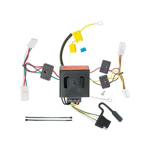 Tekonsha 118511 T-One Connector Assembly with Upgraded Circuit Protected ModuLite Module