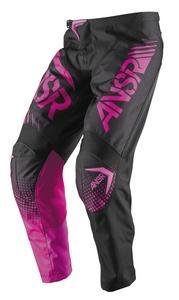 Answer Syncron WMX Womens Pants Black/Pink (Black, 2)