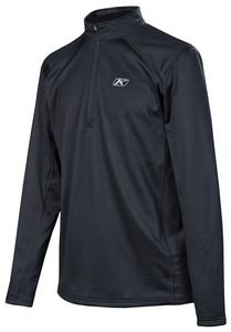 Klim Defender Base Layer 1/4 Zip Shirt Black Men's XS (Non Current)