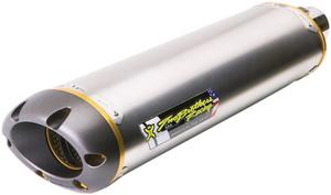 Two Brothers M-2 Series Slip On Exhaust Titanium 005-1780408V