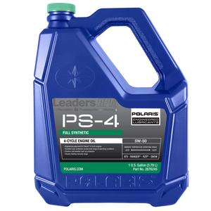 POLARIS ENGINEERED PS-4 SYNTHETIC 4-CYCLE ENGINE OIL (1 GALLON)