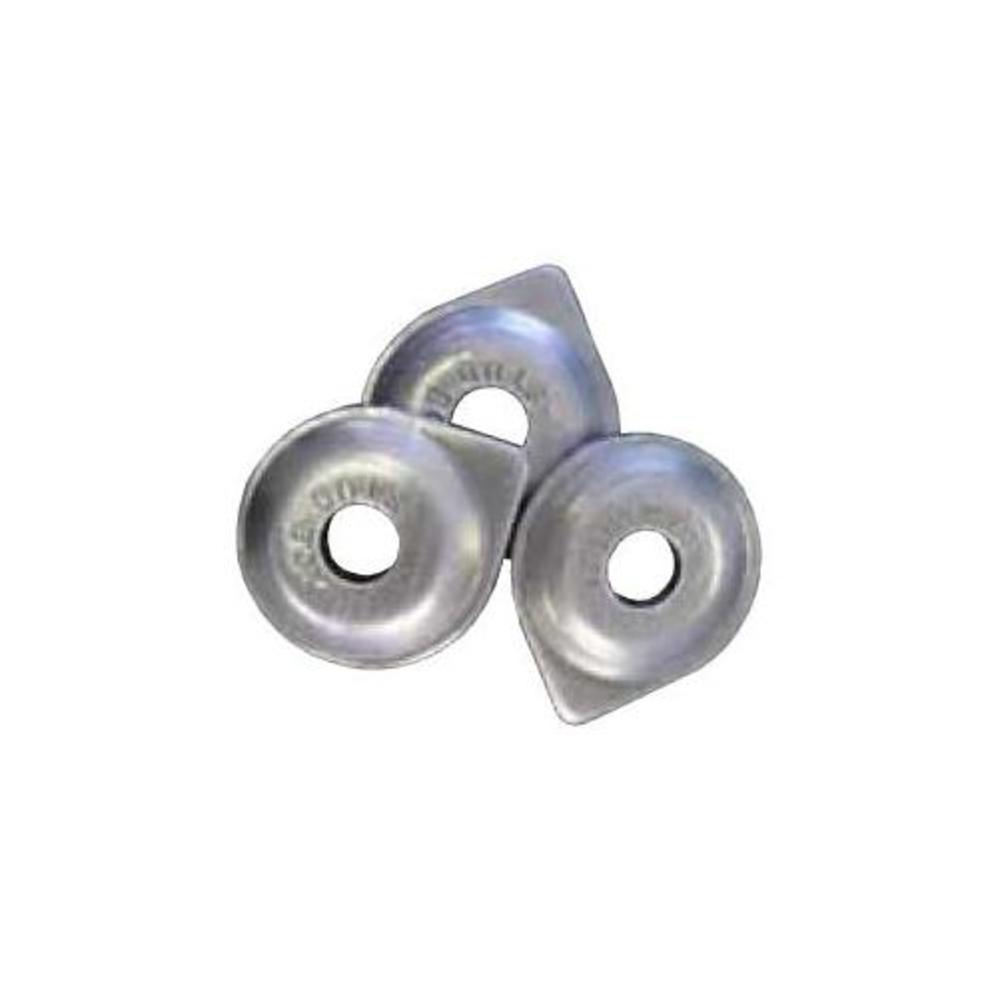 Stud Boy 2060-P2-RACE Racer Teardrop Support Plates - 7mm