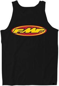 FMF Racing Adult The Don Tank Top Black Shirt SM