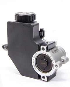 JONES RACING PRODUCTS Natural GM Type 2 Power Steering Pump P/N PS-9008-AL-R