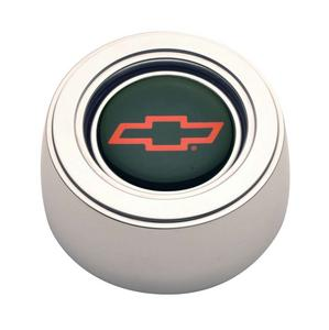 GT Performance Products GT3 Horn Button Bowtie Logo Polished P/N 11-1522