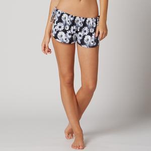 Fox Slam Womens Shorts (Black, X-Large)