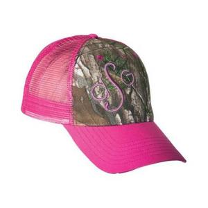 DSG Trucker Womens Hat (Pink, OSFM)