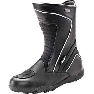 Joe Rocket Meteor FX Waterproof Motorcycle Boots Black Mens Size 7