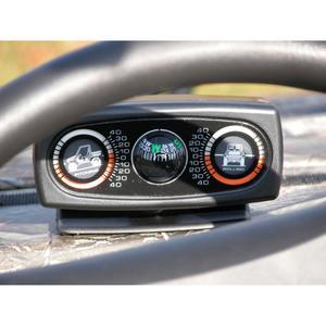 Rugged Ridge 63309.01 Clinometer Fits 04-08 YXR45F Rhino 450 YXR66F Rhino 660