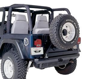Rampage 768701 Roll Bar Pad And Cover Kit Fits CJ5 CJ7 Scrambler Wrangler (YJ)