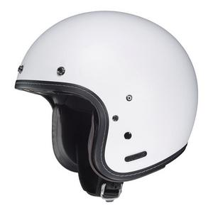 HJC IS-5 Solid Helmet Semi Flat White (White, X-Small)