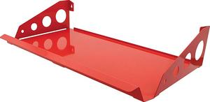 Allstar Performance Red Steel Utility Shelf P/N 12248