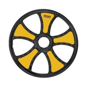 TKI TKI-YI10 Billet Wheel Inserts - Yellow