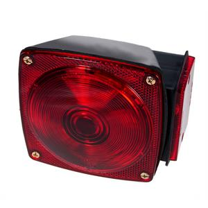 Grote U.S. 440 Series, Utility Trailer Lighting - Red, RH (52302)