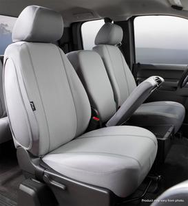 Fia SP87-35 GRAY Seat Protector Custom Seat Cover