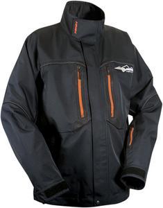 HMK Adult Cascade Waterproof Snowmobile Jacket Black M