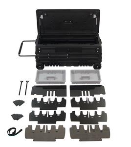 DU-HA 70601 DU-HA Squad Box Interior/Exterior Portable Storage Gun Case