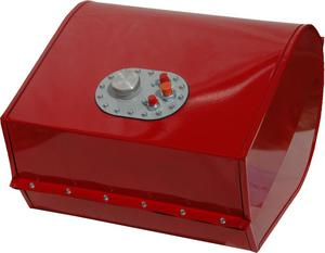RCI Circle Track 32 gal Red Fuel Cell and Can P/N 1322DW