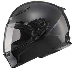 G-Max FF49 Snow Helmet with Electric Shield Gloss Black (Black, X-Small)
