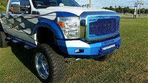 Iron Cross Automotive 40-425-17 HD Low Profile Bumper