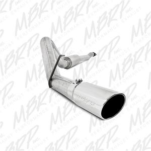 MBRP Exhaust S5248AL Installer Series Cat Back Exhaust System Fits 11-14 F-150