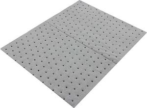 Allstar Performance 15 x 10 in Absorbent Pad All Fluids 100 pc P/N 12032