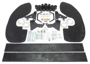 Daystar PAPLS124 Premium Lift System Fits 16-18 Silverado 1500