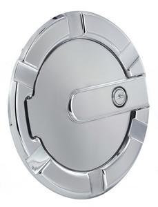 All Sales 6047GKL Fuel Door Cover Fits 12-19 1500 2500 3500