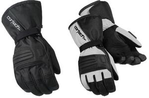 Cortech Adult Cold Weather Snowmobile Journey 2.1 Gloves Silver/Black XL