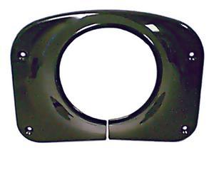 Omix-Ada 13318.08 Steering Column Cover Fits 76-86 CJ5 CJ7 Scrambler