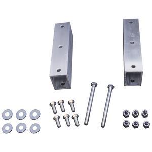 Tonno Pro LR-4092 Truck Bed Extender/Spacer Kit Fits 05-14 Frontier