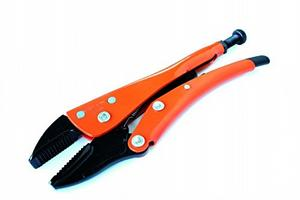 """Anglo-American Grip-On® 5"""" Straight Jaws Locking Pliers (ANG-GR11205BK)"""