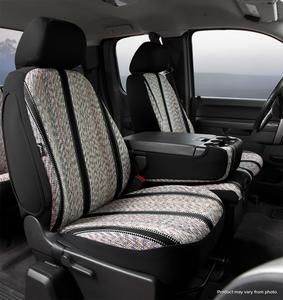 Fia TR49-1 BLACK Wrangler Custom Seat Cover Fits Ram 1500 Ram 2500 Ram 3500