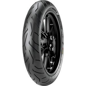 Pirelli 2291900 Diablo Rosso II Front Tire - 120/70ZR17