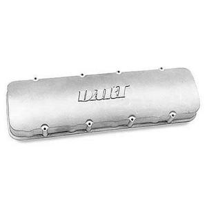 Dart Tall Valve Covers Natural Cast Aluminum BBC P/N 68000030