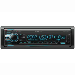 Kenwood KDC-X501 CD Receiver with Built in Bluetooth