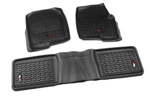 Rugged Ridge 82989.20 All Terrain Floor Liner Fits 04-08 F-150 Mark LT