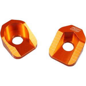 Scar Racing AB501 Axle Blocks - Orange