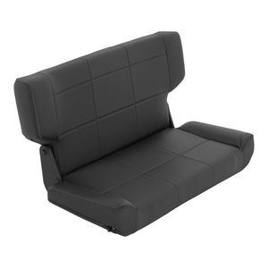 Smittybilt 41515 Fold And Tumble Seat Fits 97-06 Wrangler (LJ) Wrangler (TJ)