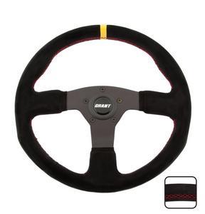 Grant 8547 Suede Series Steering Wheel