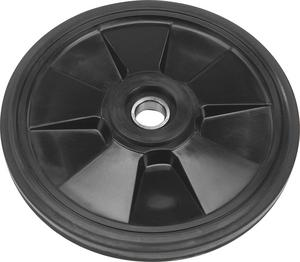 PPD Group R0200H-2-001A Idler Wheel - 7.87in. x 20mm - Black