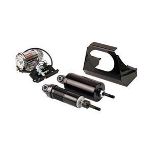 Arnott MC-2908 Fox Series Softail Air Suspension - Black