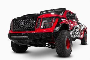 Addictive Desert Designs F912472810103 Venom R Front Bumper Fits 16-19 Titan XD