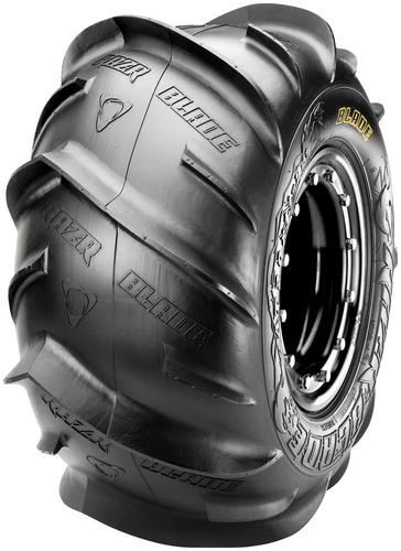 Maxxis TM00065100 MS06 Razr Blade Rear Tire - Left - 20x11x8