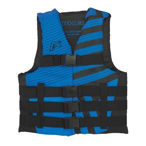 Airhead Trend Closed Side Life Vest (Blue, 4XL-6XL)